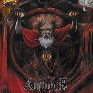 Antropofagus ‎– Methods Of Resurrection Through Evisceration (LP)