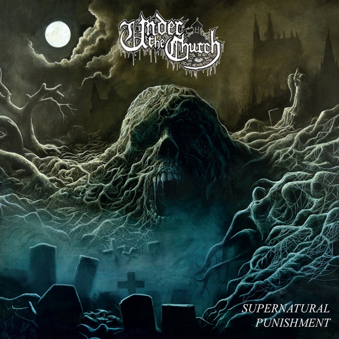 Under The Church  ‎– Supernatural Punishment (CD)