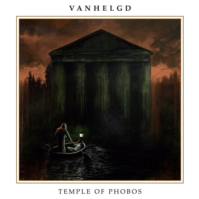 Vanhelgd – Temple Of Phobos (CD)