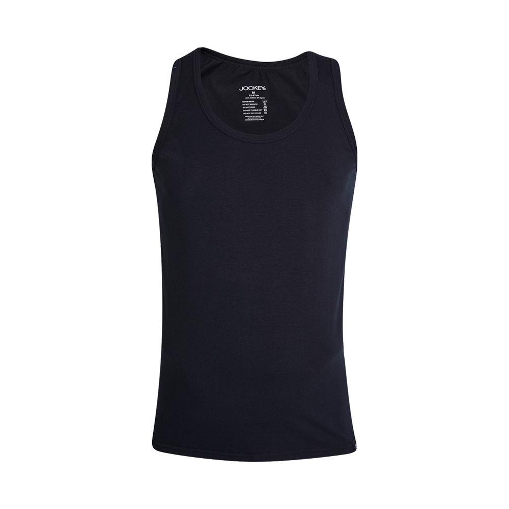 Jockey® Plain Sleeveless Bound Vest