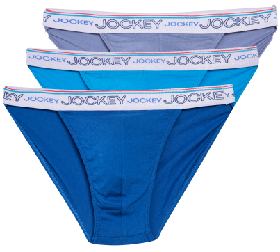 Jockey® New Gen Tanga 3 Pack