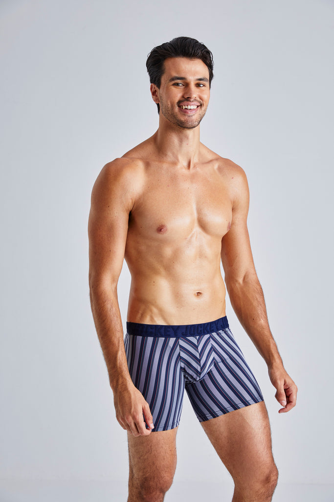 Jockey® Seascape Long Leg Trunk
