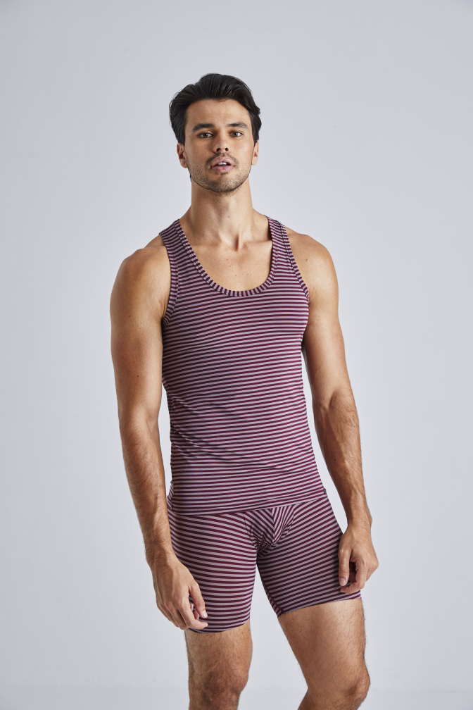 Jockey® The Wine Stripe Vest