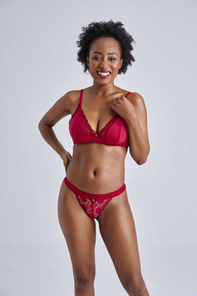 Jockey® The Lacey Valentine G-String