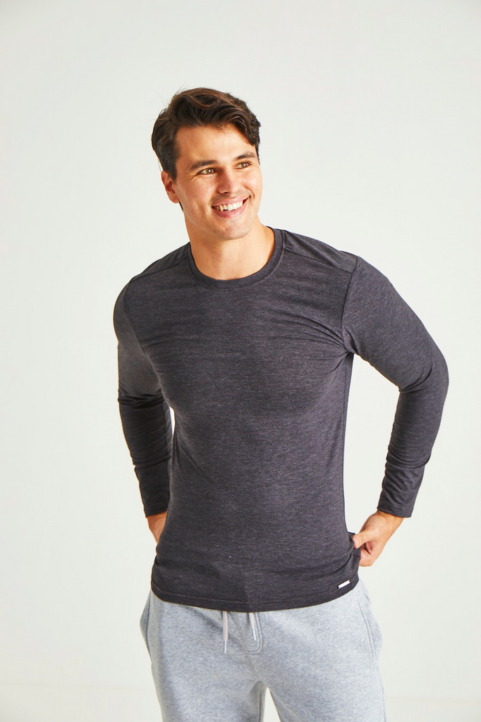 Jockey® Men Thermalux - Long Sleeve Top