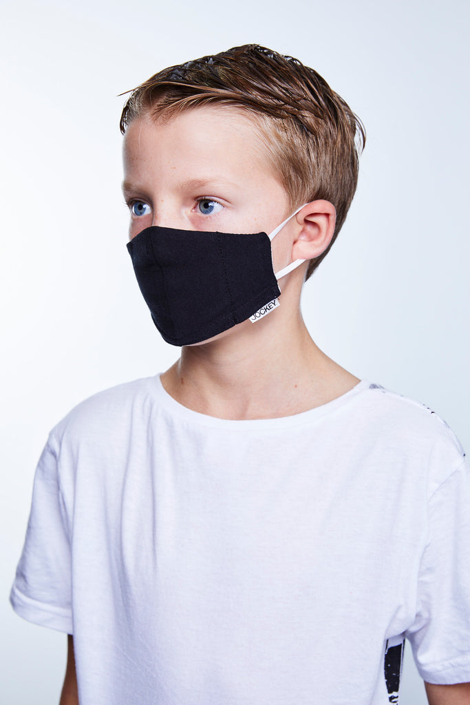 Jockey Kids Reusable Cotton Face Mask