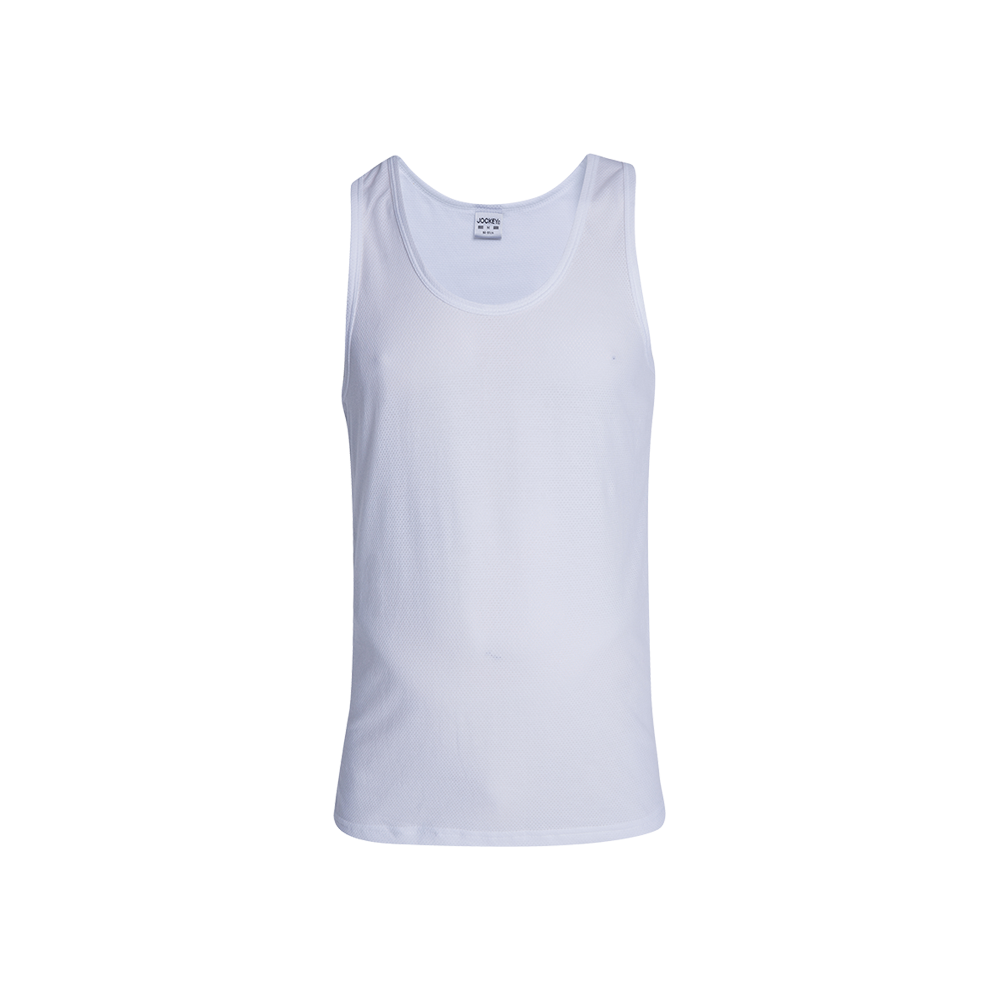 Jockey® <b>Big Man</b> Single Athletic Vest