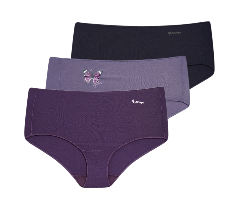 Jockey® NPL Full Brief 3 Pack