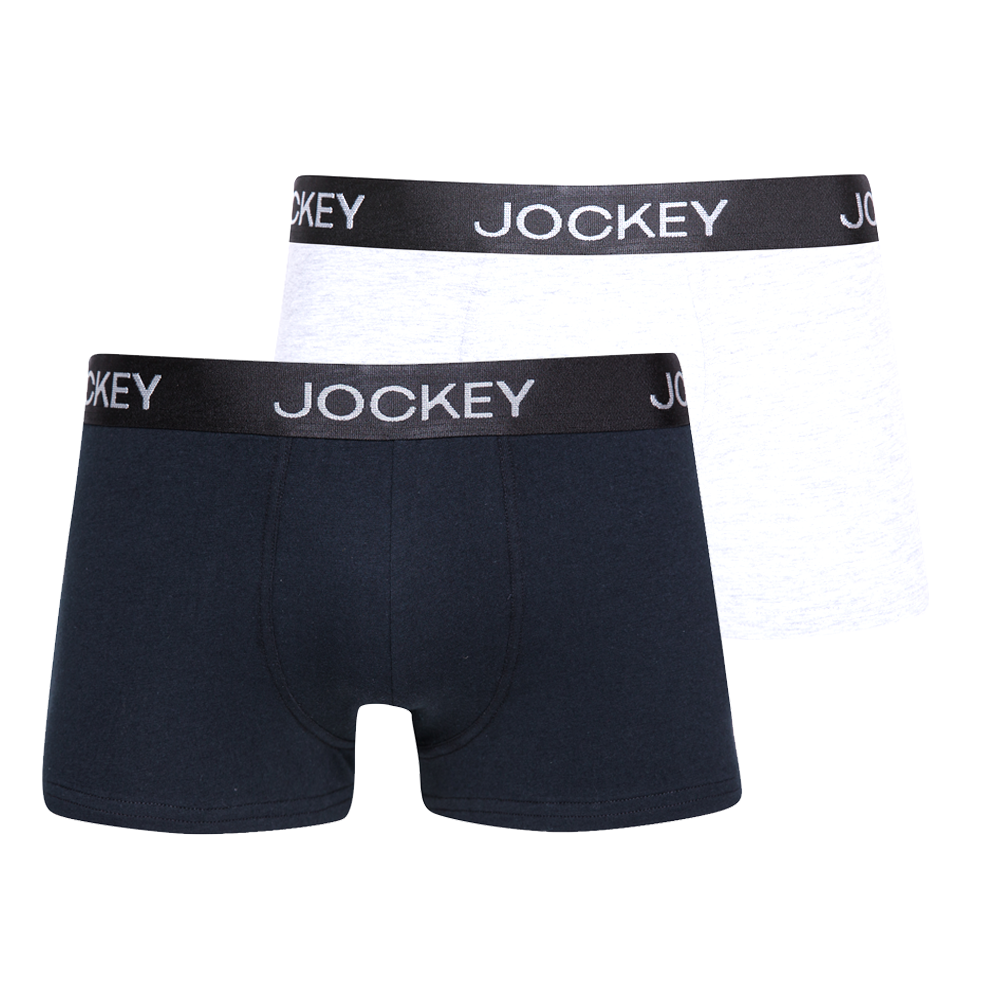 Jockey® 2 Pack Boys Pouch Trunks