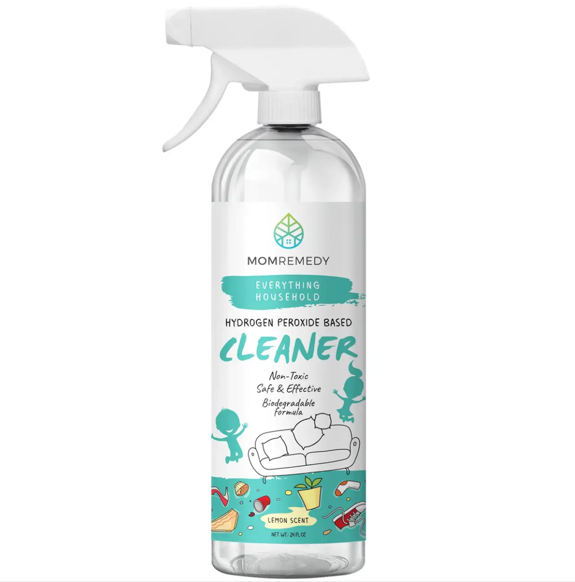 Mom Remedy Household Cleaner Spray