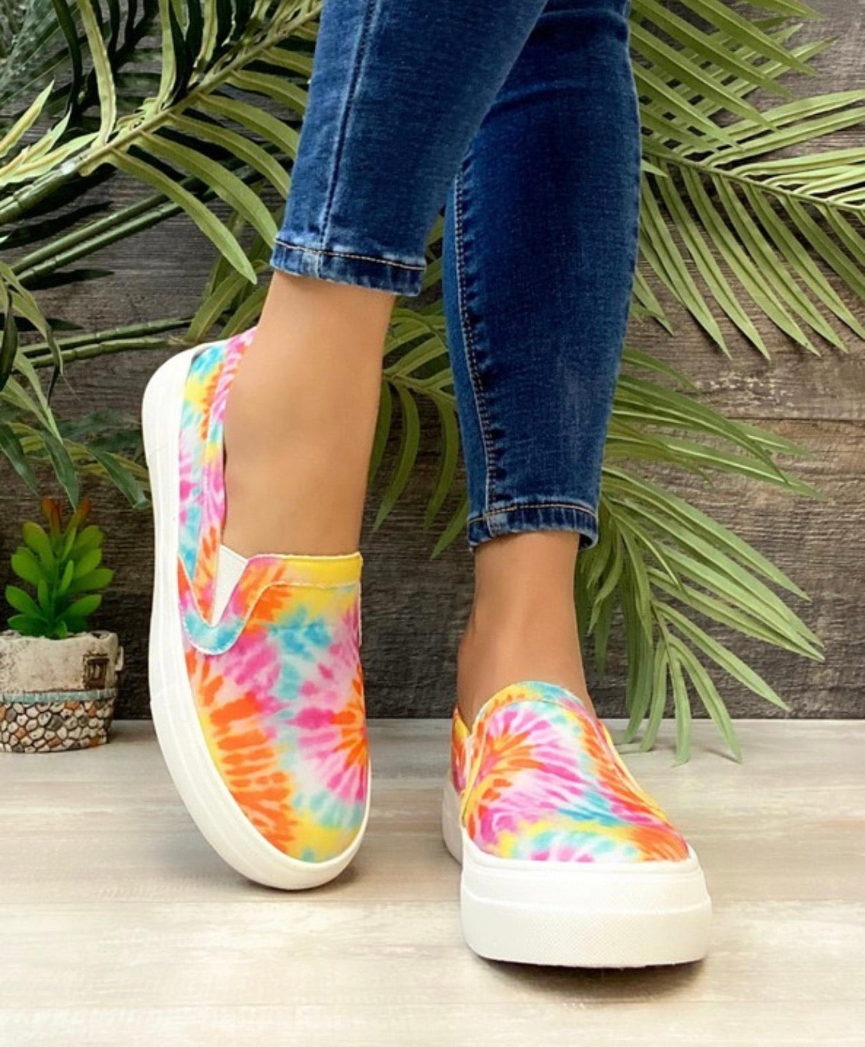 Leila Slip on Sneaker- multiple styles