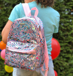 Sugar Rush Confetti Back Pack - Krafty Kravingz
