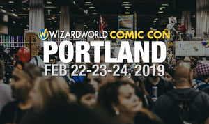 Off to Portland for Wizard World