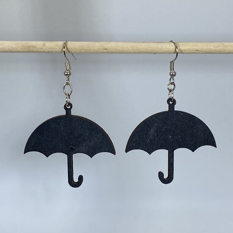 Umbrella Dangle Earrings