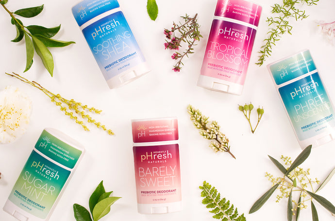 Best Natural Deodorants for Sensitive Skin