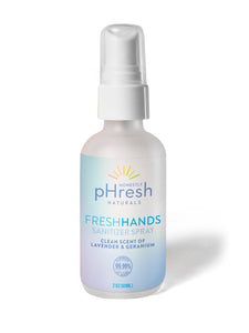 Our NEW Hand Sanitizer Spray is now available