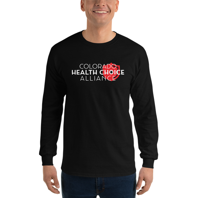 CHCA Unisex Long Sleeve T-Shirt