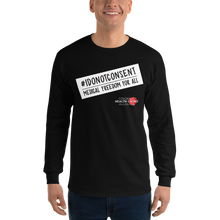 Load image into Gallery viewer, #IDONOTCONSENT - Long Sleeve T-Shirt Unisex