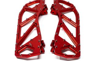 OG Bagger Floorboards Red