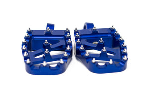 Crossthread MX Coffin Pegs Blue