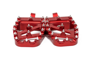 Crossthread MX Coffin Pegs Red