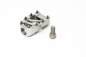 Crossthread MX Shifter Raw Aluminum