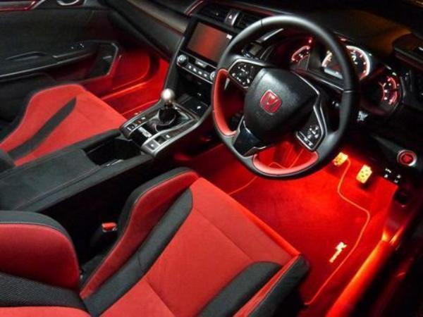 Car Interior RGB Strip Lights