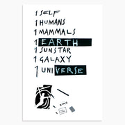 1 UNI-VERSE Limited Edition of 25 - 13x19 Prints by artist Robert Janz