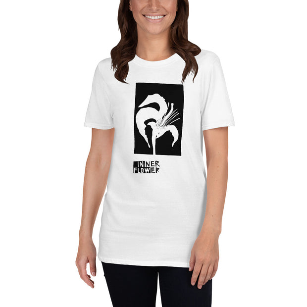 INNER FLOWER - LTD Edition Unisex T-Shirt - White