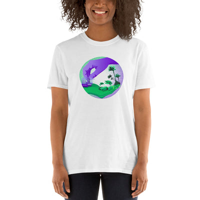 BELLAPHAME for AKUMAL Short-Sleeve Unisex T-Shirt