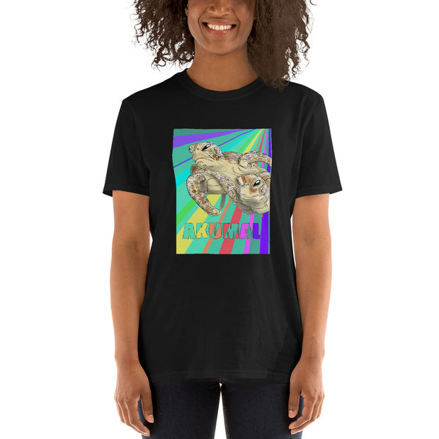 DIRKARTNYC for AKUMAL Short-Sleeve Unisex T-Shirt