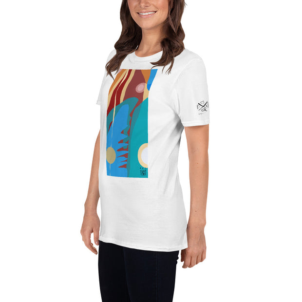 DANQ for AKUMAL - Short-Sleeve Unisex T-Shirt