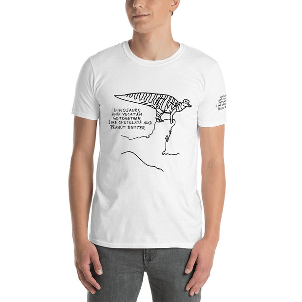 ANDREW DAVIS for AKUMAL - Short-Sleeve Unisex T-Shirt