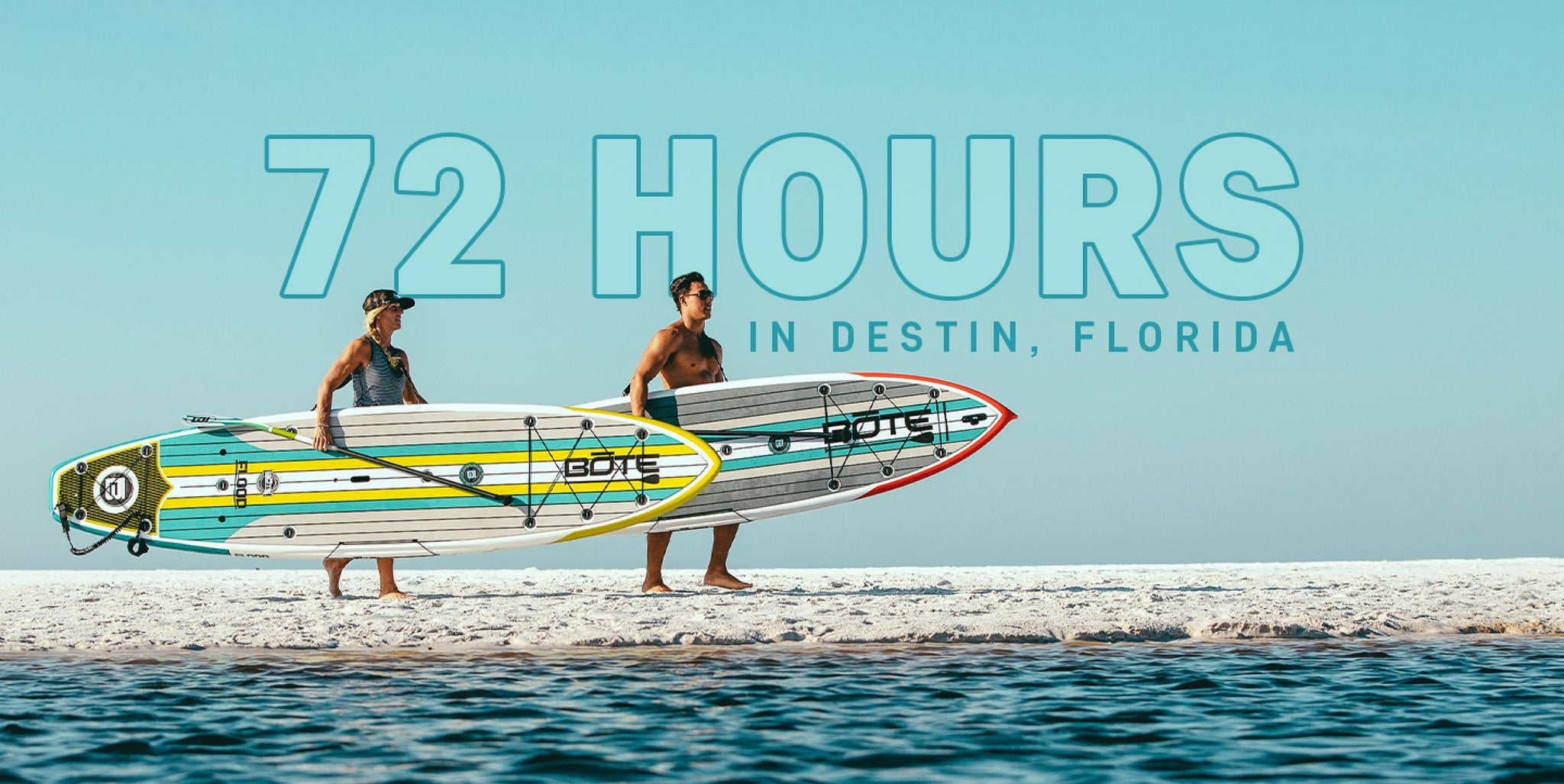 72 Hours in Destin, Florida