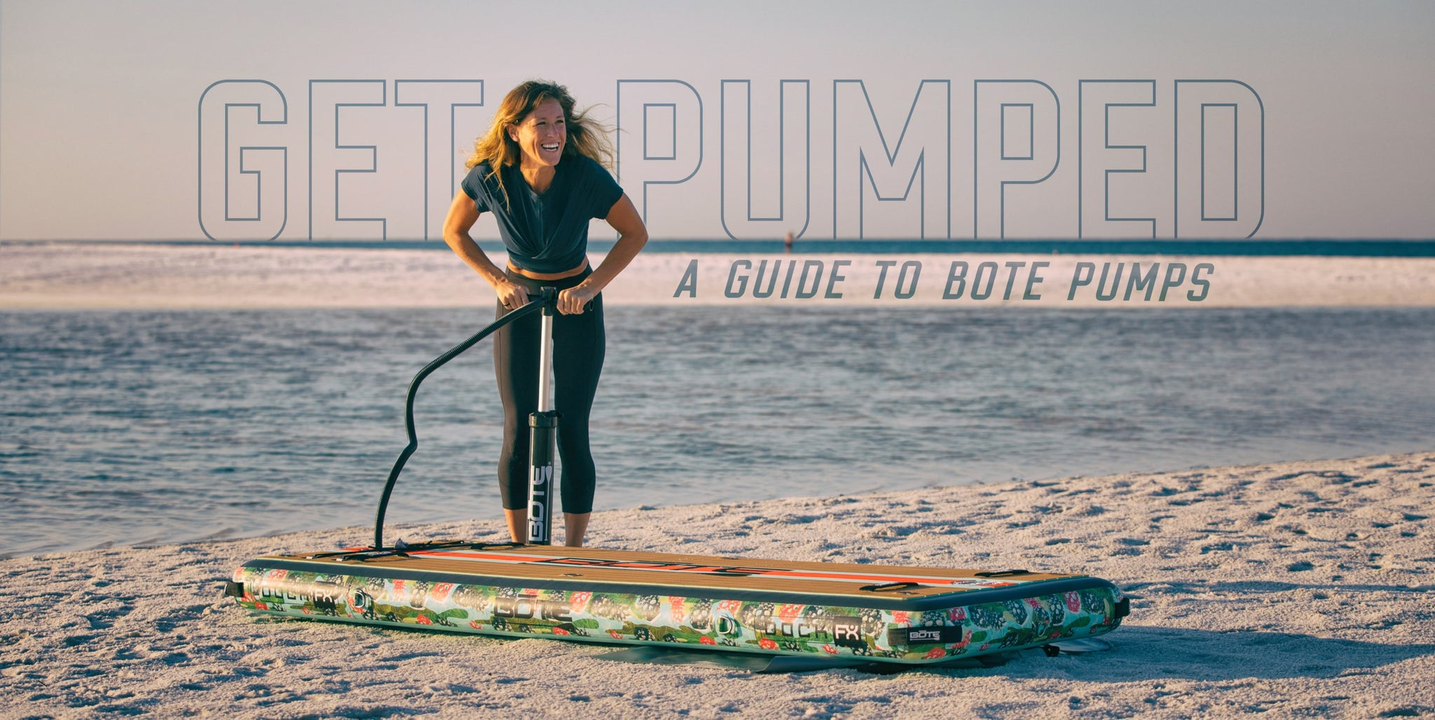 Get Pumped: A Guide to BOTE Pumps