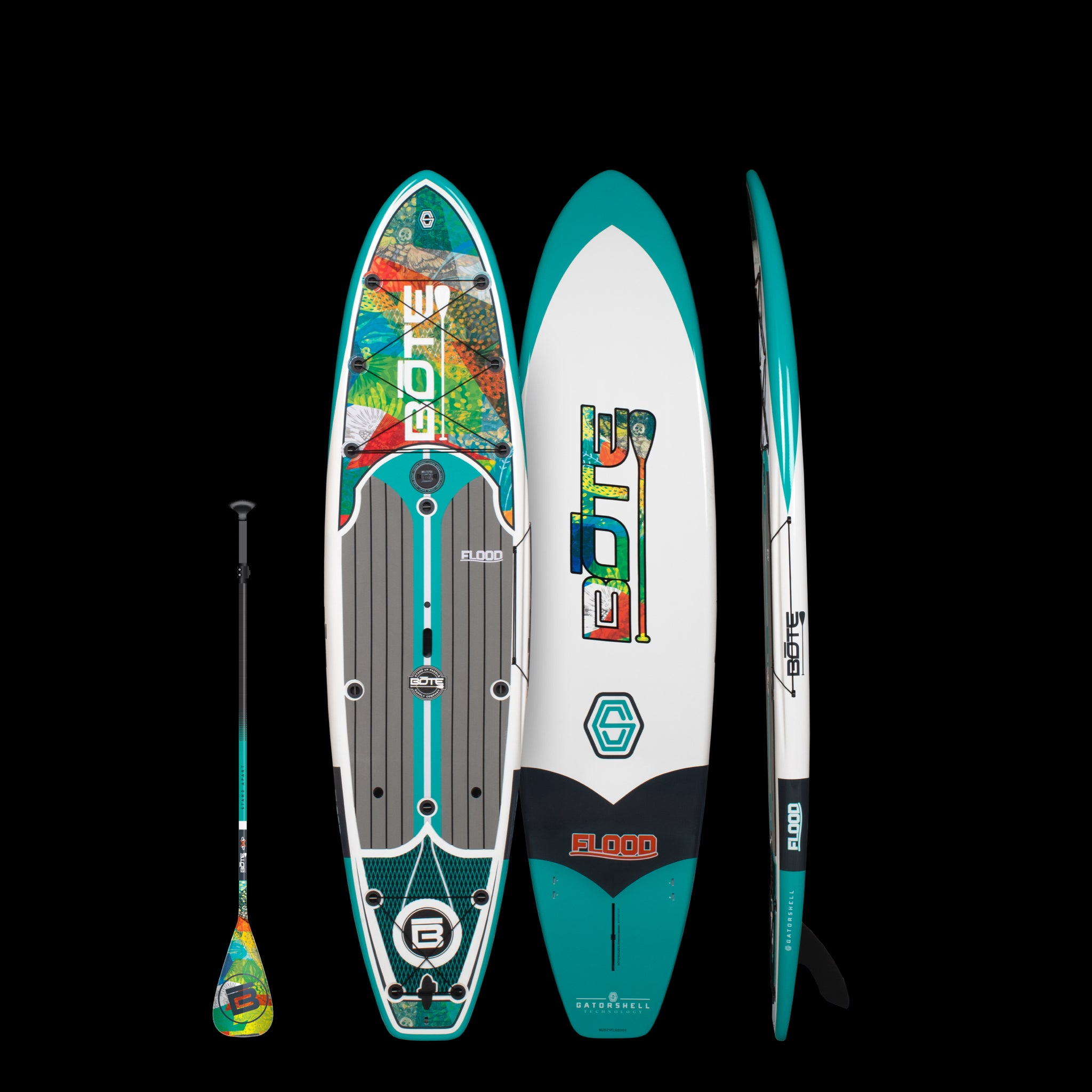 Flood Paddle Board