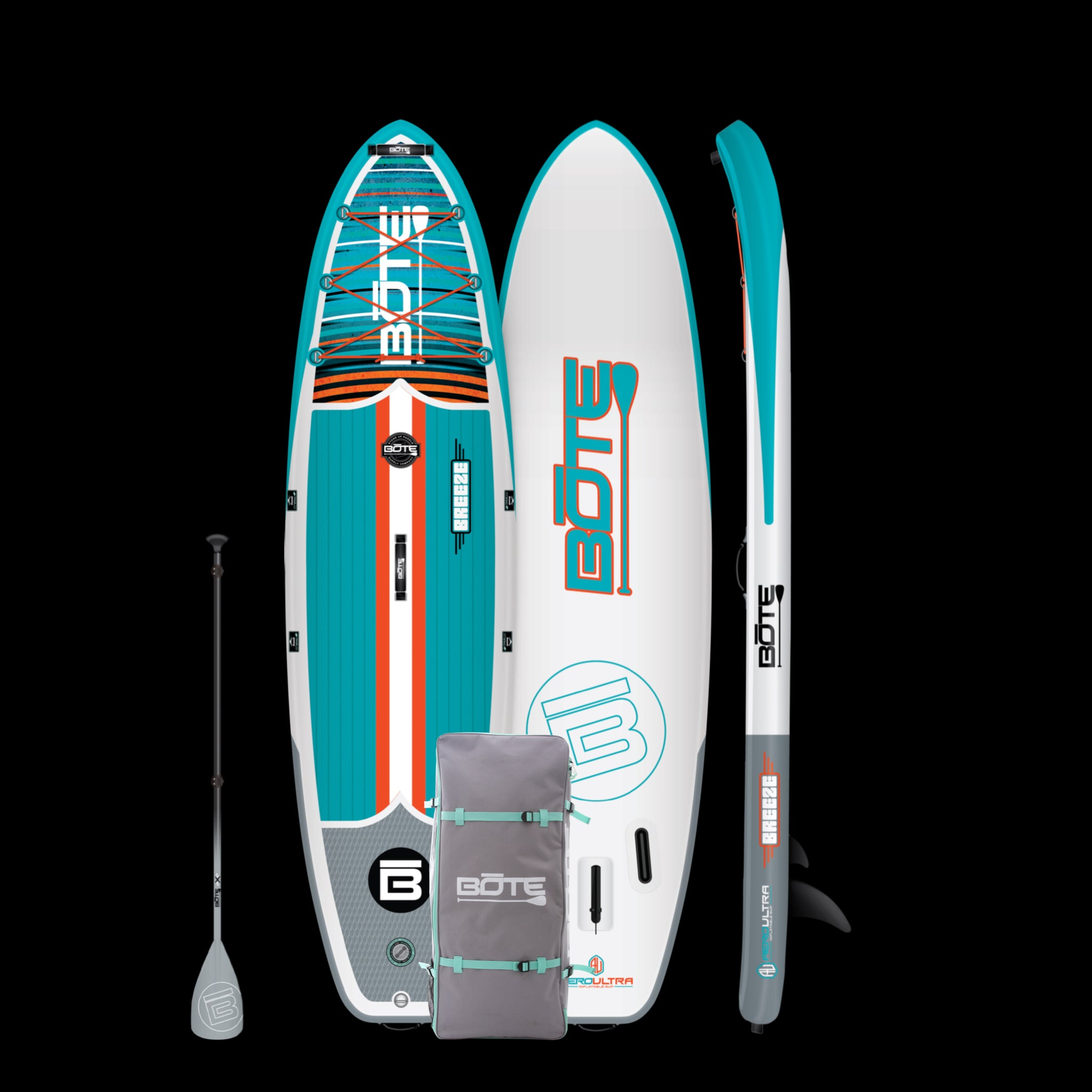 Breeze Aero Inflatable Paddle Board