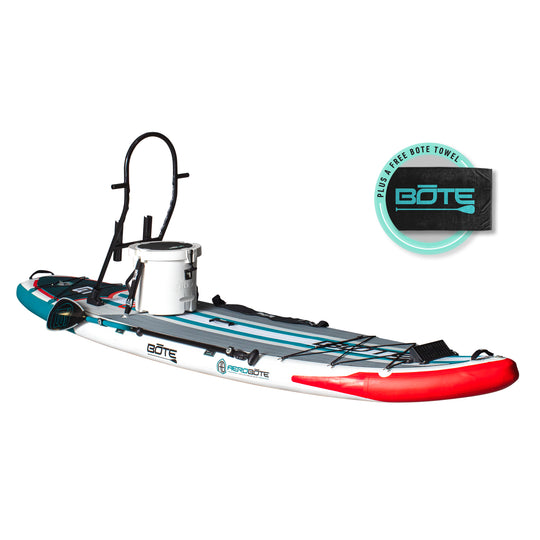 HD Aero Inflatable Paddle Board Essentials Package