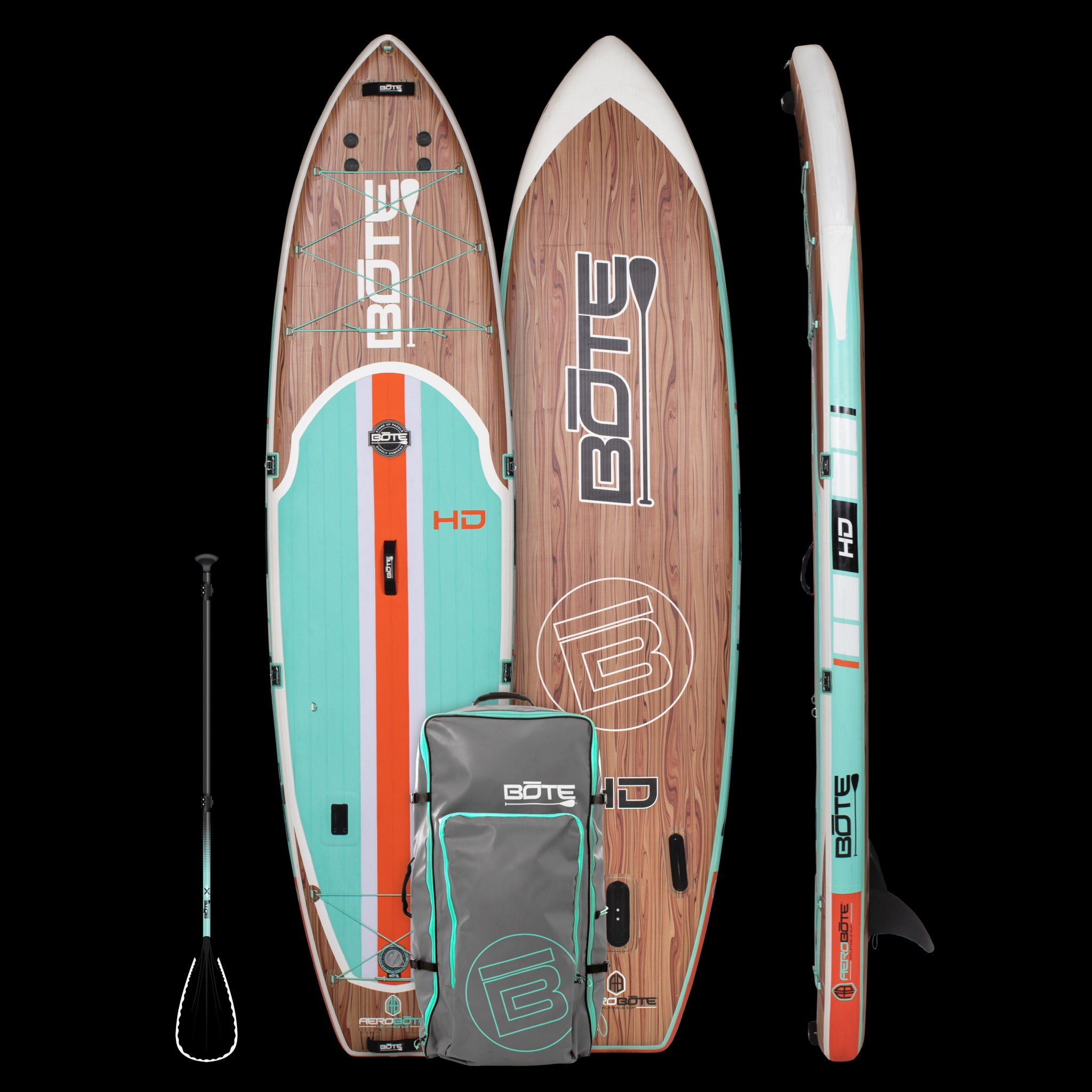 HD Aero Inflatable Paddle Board