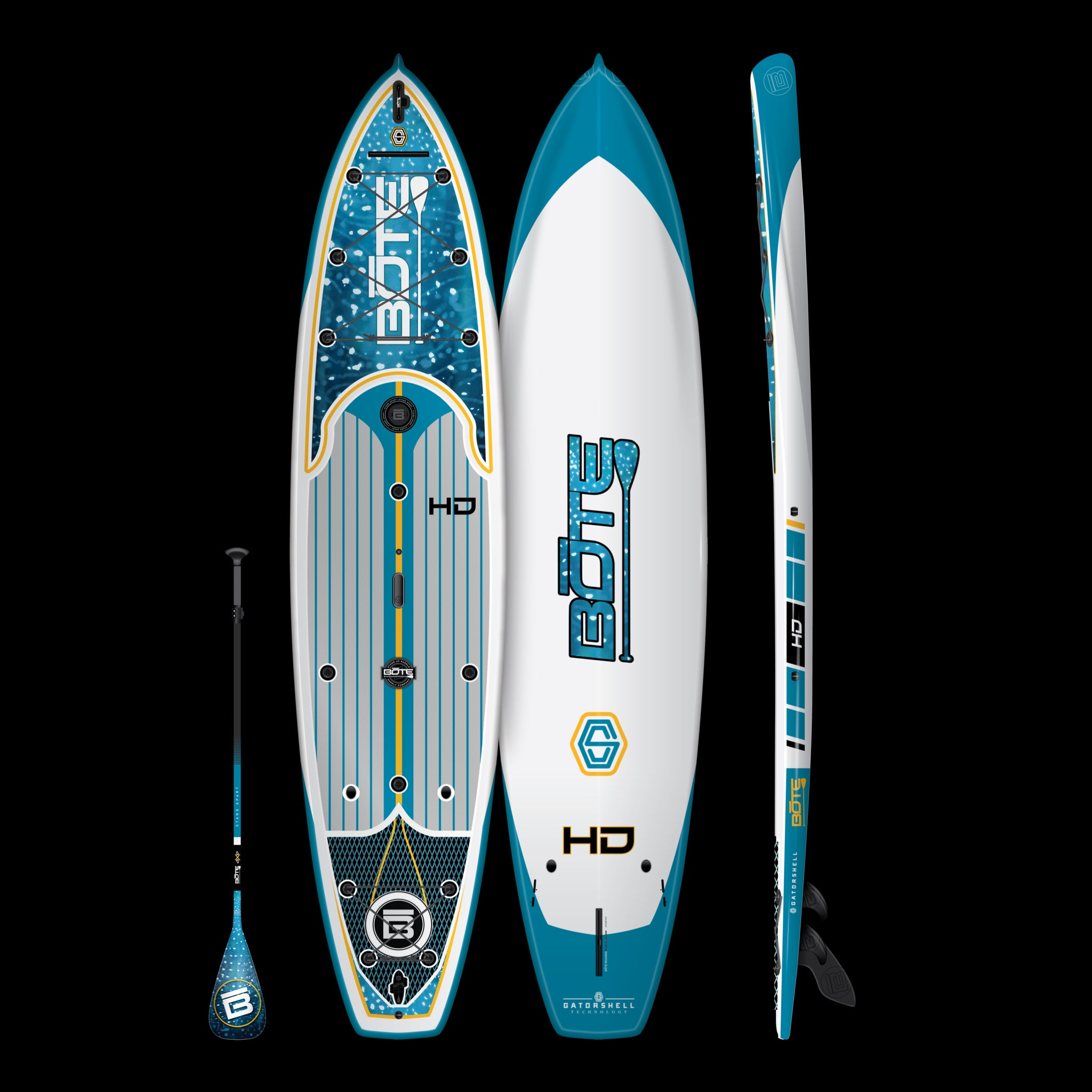 HD Paddle Board