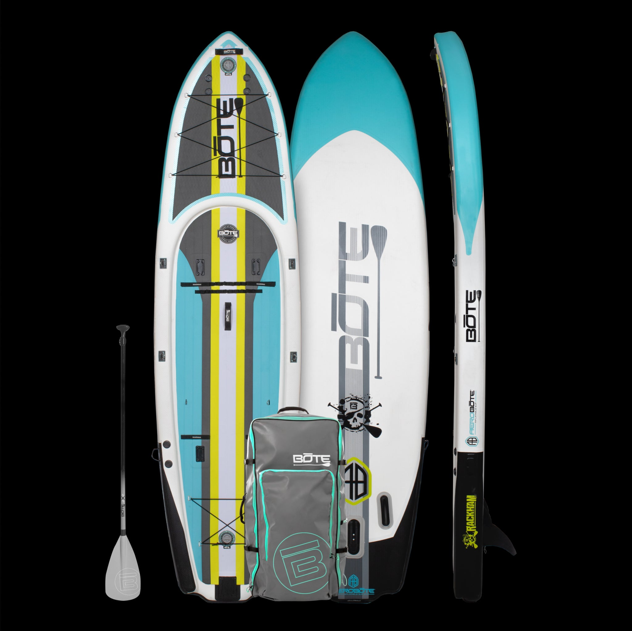 Rackham Aero Inflatable Paddle Board