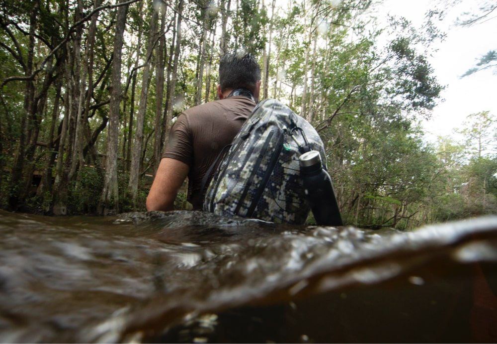 BOTE's Highwater Packs keep your gear dry no matter what conditions you encounter