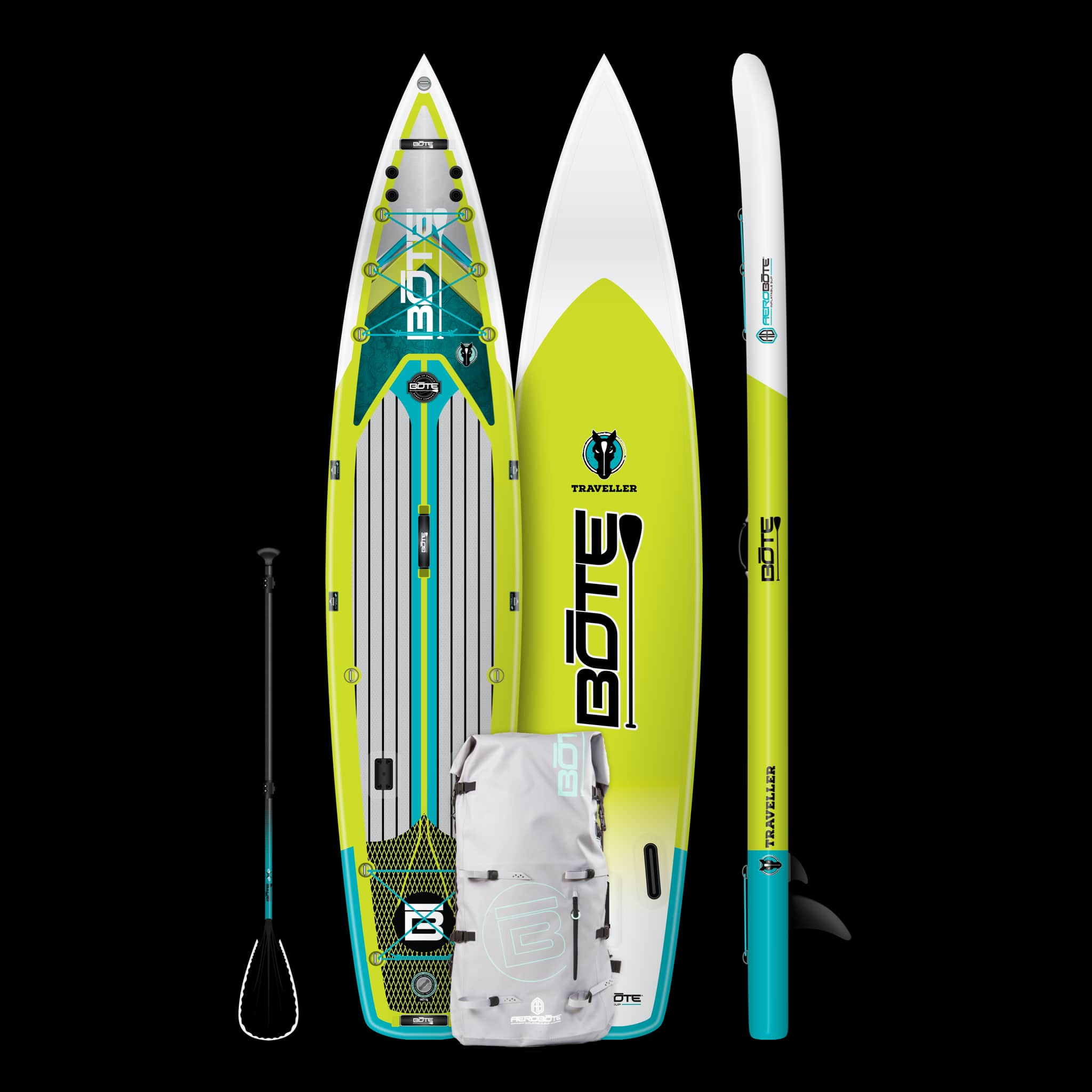 Traveller Aero Inflatable Paddle Board