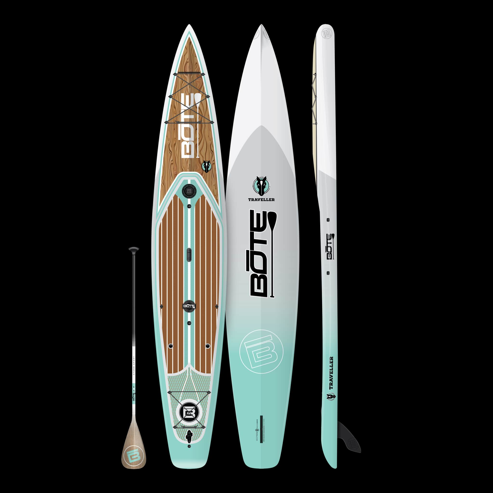 Traveller Paddle Board