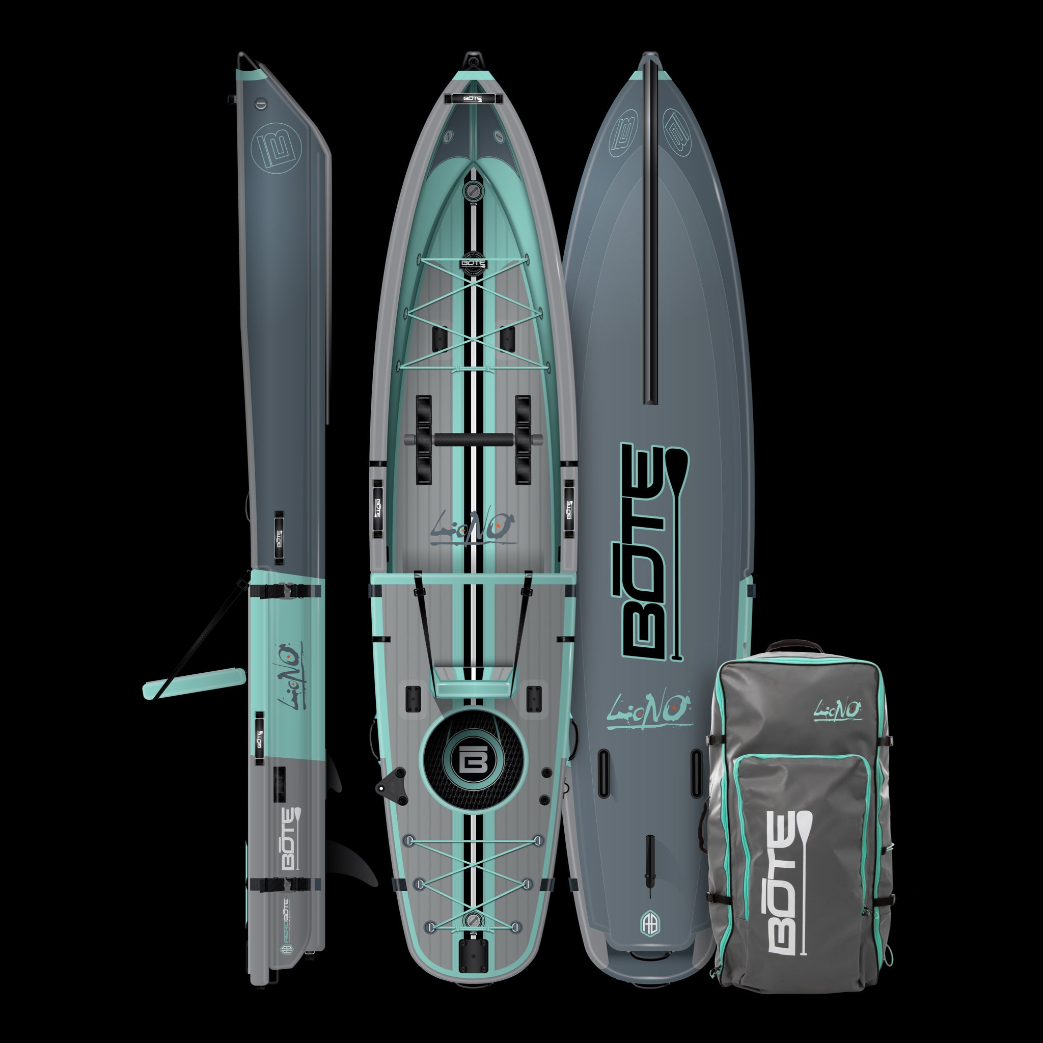LONO Aero Inflatable Kayak