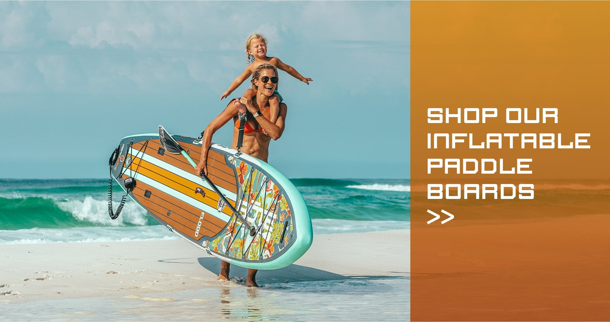 Shop Inflatable Paddle Boards