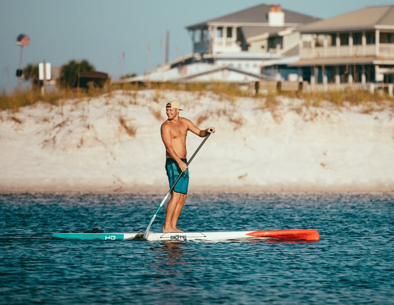 Paddle Vacation in Destin Florida