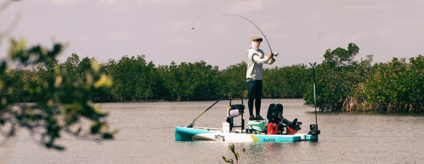 The Rover is a game-changer for fishing enthusiasts.