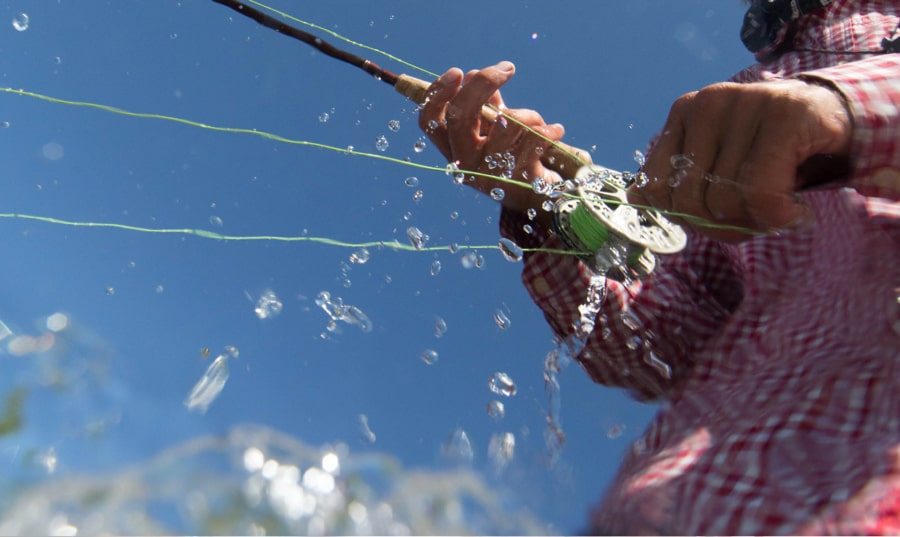 Shallow, Stealthy, Simple. Saltwater Fishing.