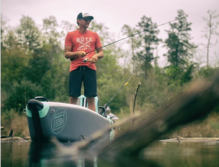 Shallow, Stealthy, Simple: Saltwater Paddle Board Fishing